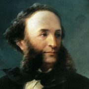 Portrait of Ivan Aivazovsky