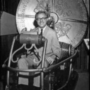 Ray Bradbury in the time machine