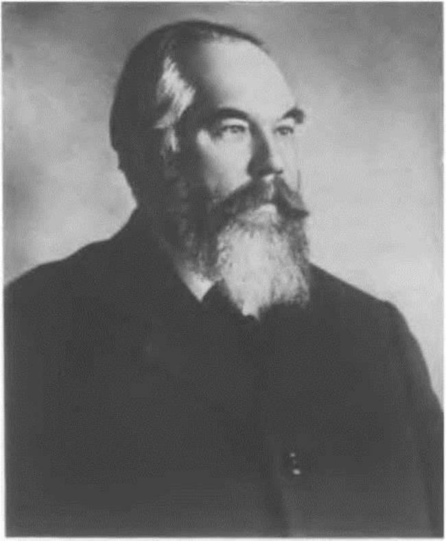 Sergei Ivanovich Taneyev, a teacher of Scriabin and a friend of his family