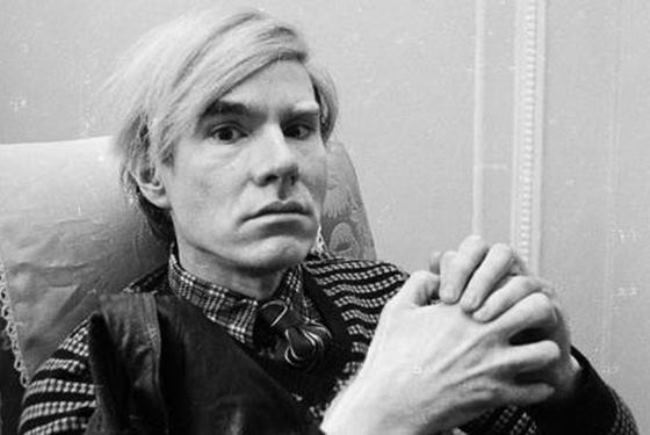 Interesting Andy Warhol