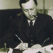 Known writer Karel Capek