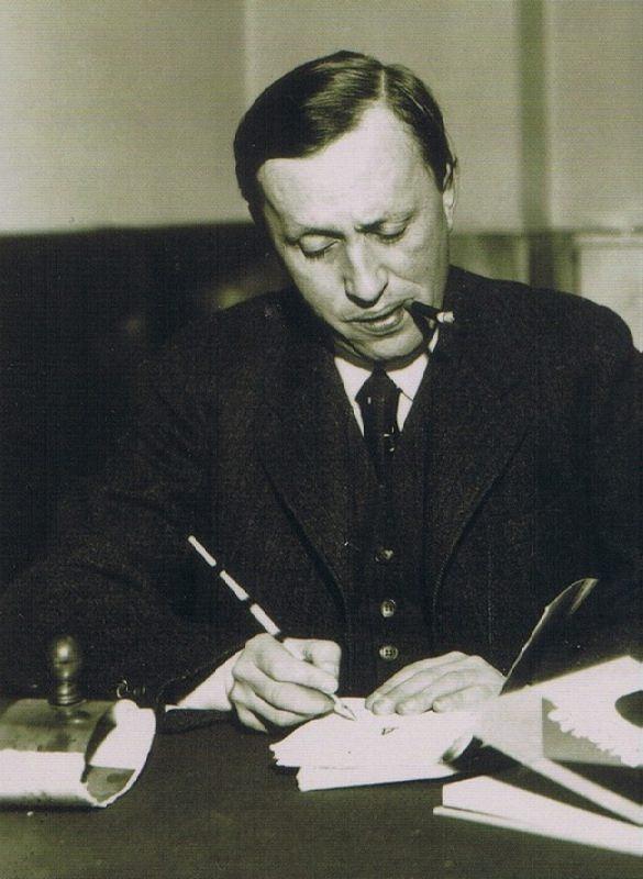 Known writer Karel Capek