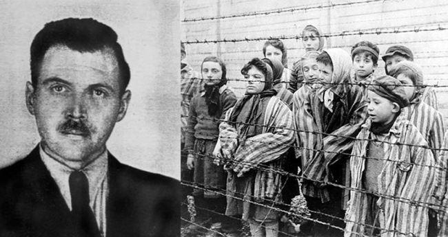 Notorious Josef Mengele
