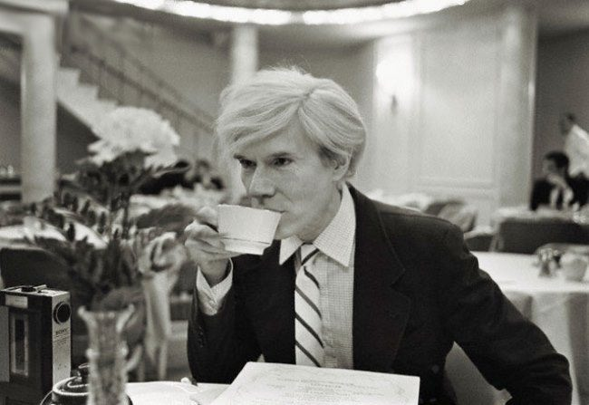 Respected Andy Warhol