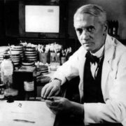 Acclaimed Alexander Fleming