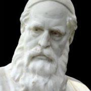 Bust of Omar Khayyam