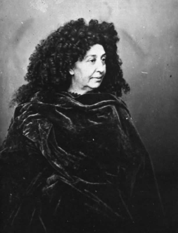 Famous George Sand