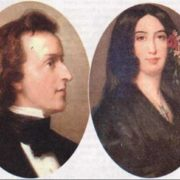 Frederic Chopin and George Sand
