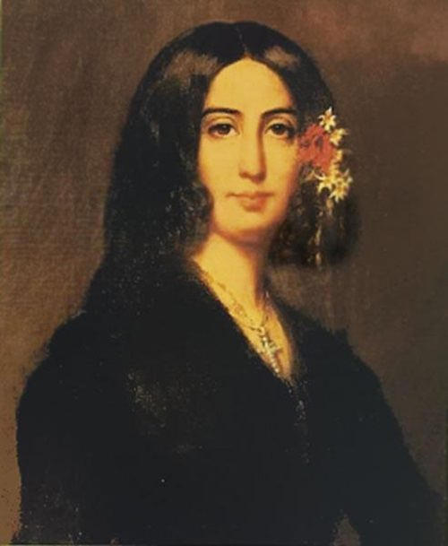 George Sand - French novelist