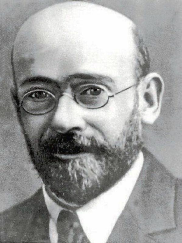 Gorgeous Janusz Korczak