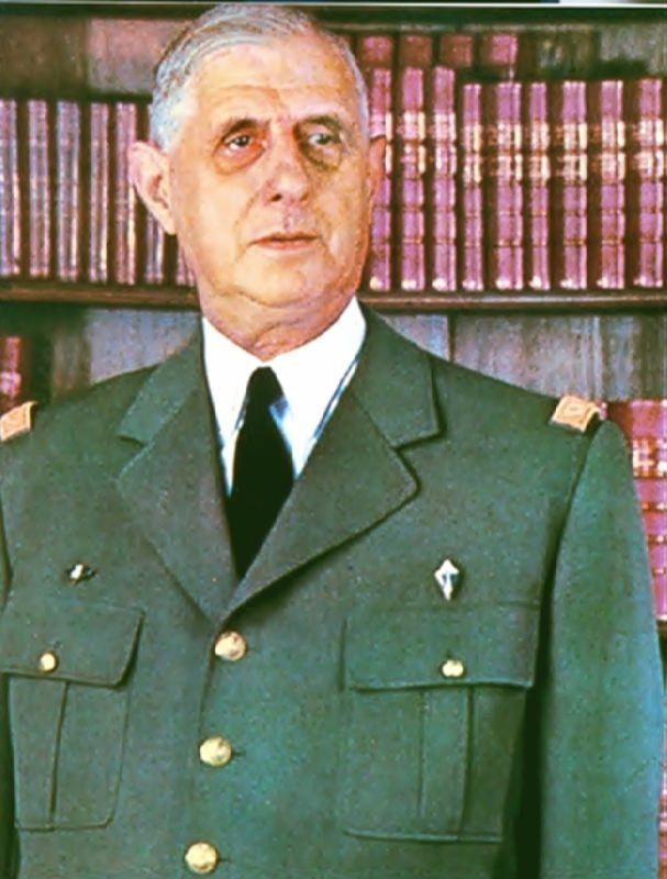 Great Charles de Gaulle