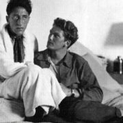 Jean Cocteau and Jean Marais