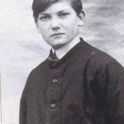 Jean Marais in childhood