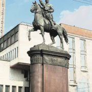 Monument to Nikolai Shchors in Kiev