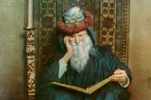 Omar Khayyam - Persian poet and astronomer