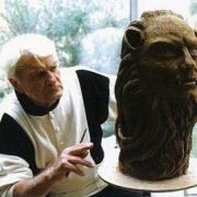 Sculpture by Jean Marais