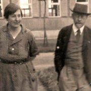 Stefania Vilchinskaya and Janusz Korczak