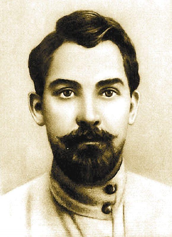 Well known Nikolai Shchors