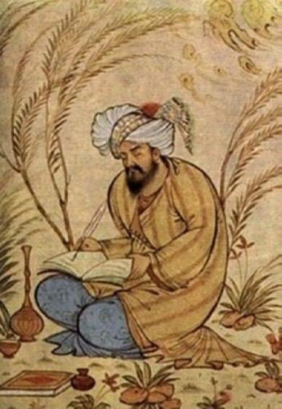 Well known Omar Khayyam