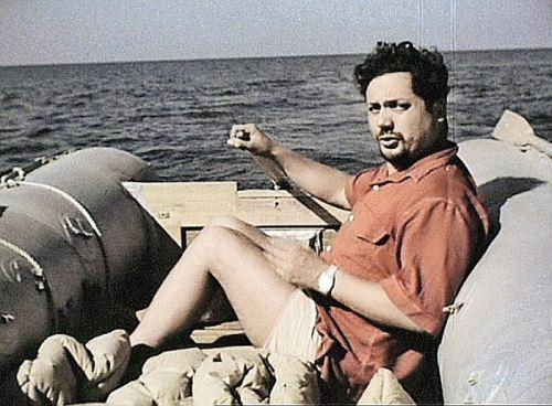 Alain Bombard – extreme traveler