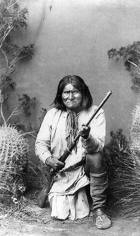 Corageous Geronimo