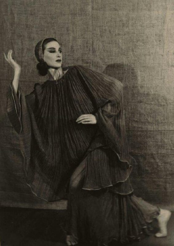 Famed Martha Graham
