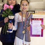 Famous Alina Zagitova