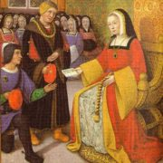 Famous Anne of Brittany
