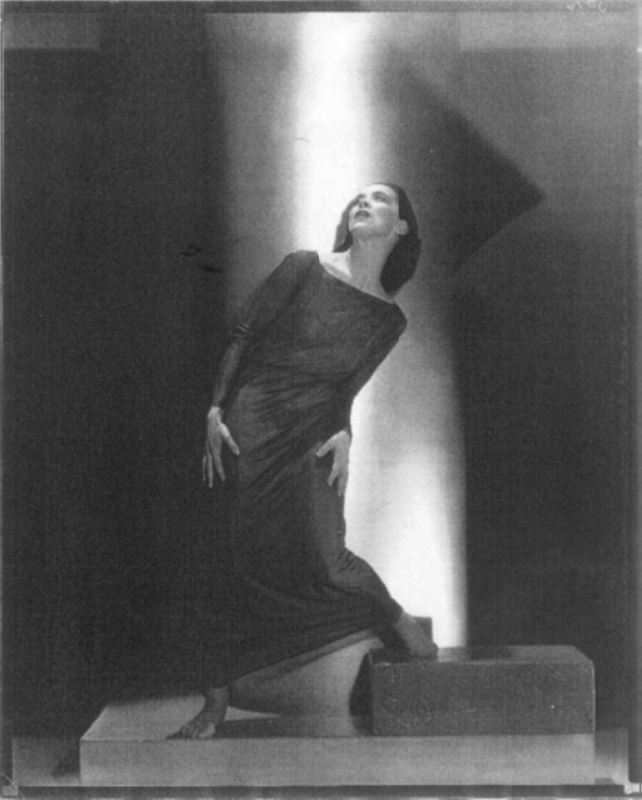 Famous Martha Graham