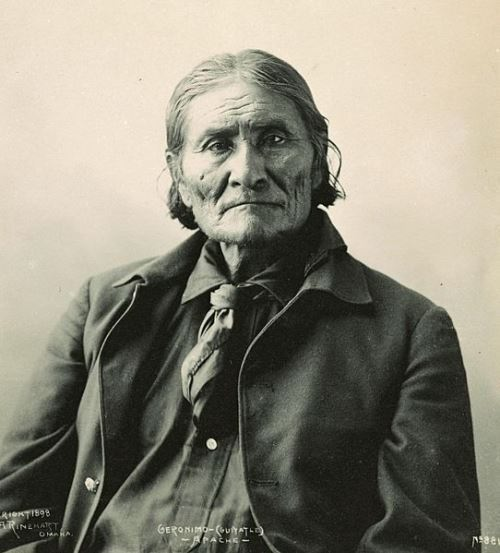 Geronimo - Apache warrior