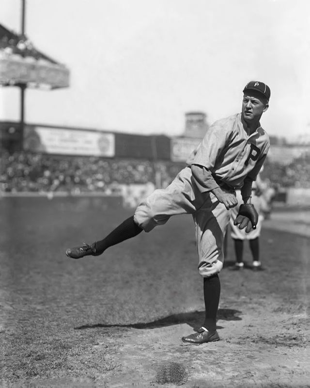 Graceful Grover Cleveland Alexander