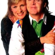 Graceful Linda and Paul McCartney
