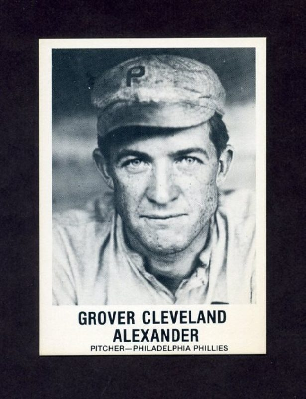 Grover Cleveland Alexander in his youth