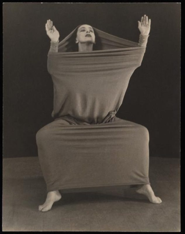 Interesting Martha Graham