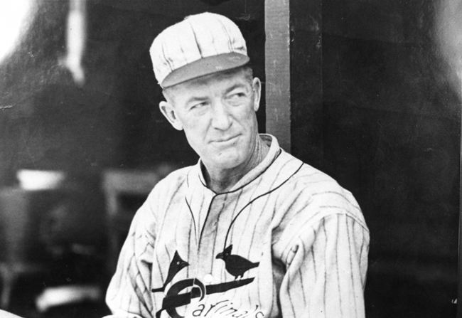 Known Grover Cleveland Alexander