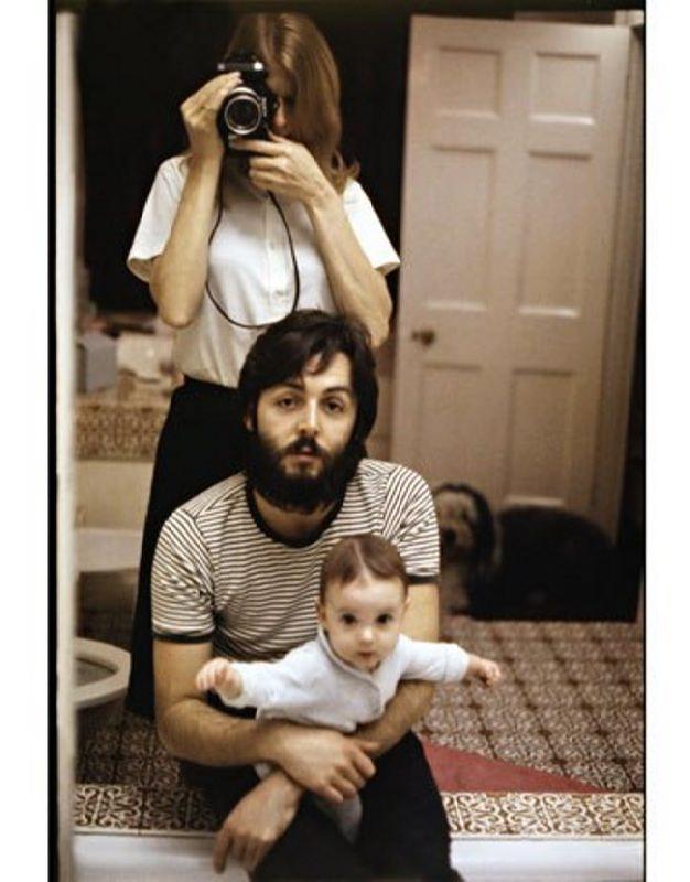 Linda, Paul and Stella