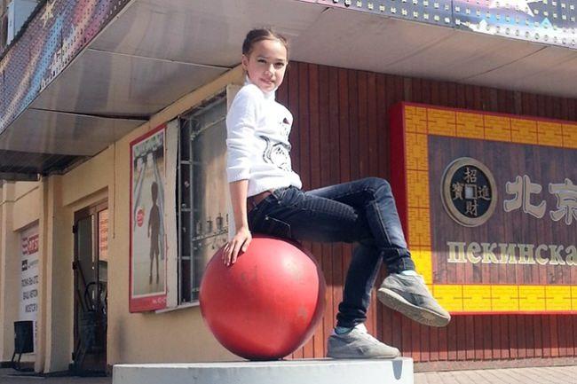 Lovely Alina Zagitova