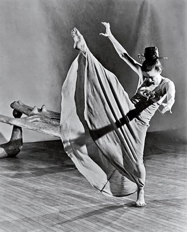 Lovely Martha Graham