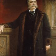 Portrait of Chester Arthur by Daniel Huntington