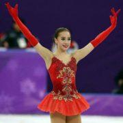 Pretty Alina Zagitova