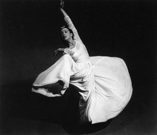 Prominent Martha Graham