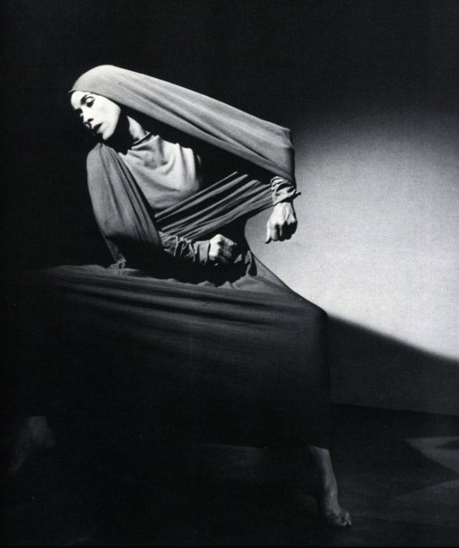 Stunning Martha Graham