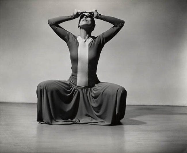 Well known Martha Graham