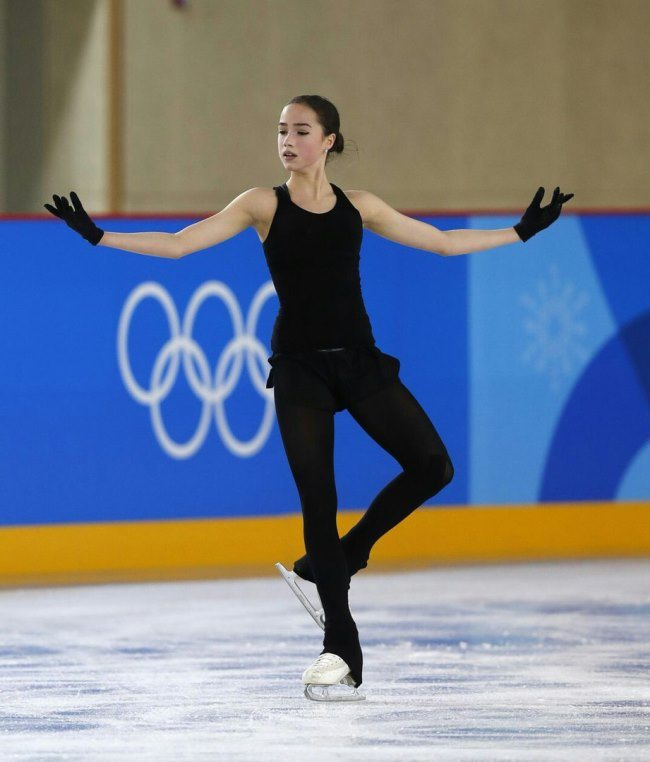 Wonderful Alina Zagitova