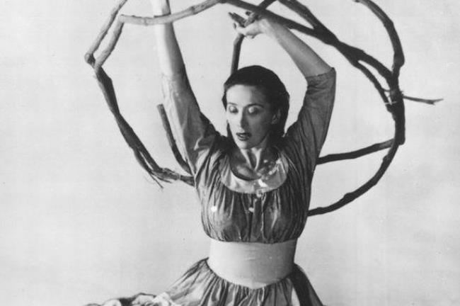 Wonderful Martha Graham