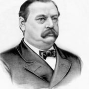 22nd president of America Grover Cleveland