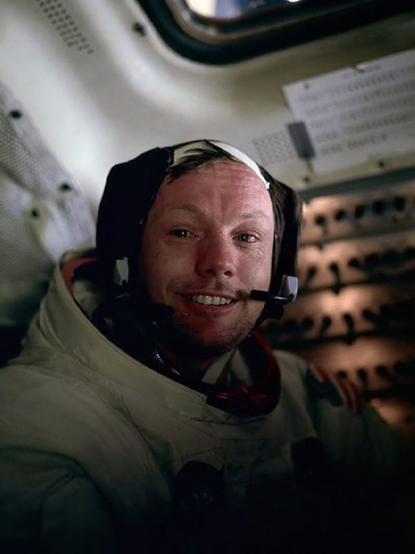 Amazing Neil Armstrong