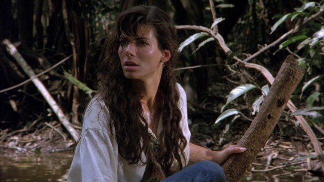 Attractive Sandra Bullock