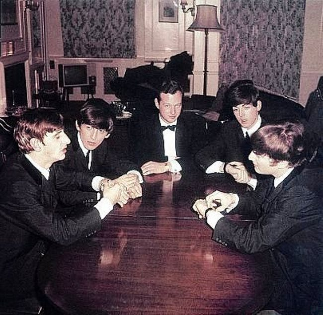 Awesome Beatles and Brian Epstein
