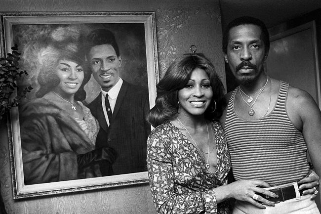 Awesome Tina and Ike Turner